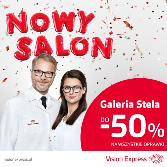 Vision Express Galeria Stela