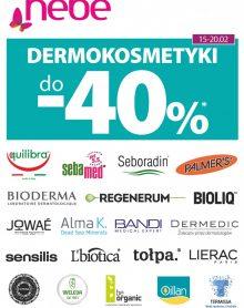 HEBE DERMOKOSMETYKI do -40%*