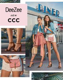 CCC – Hit sezonu – marka DeeZee już w dostępna!