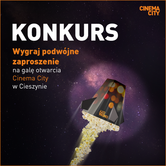 Konkurs Cinema City!