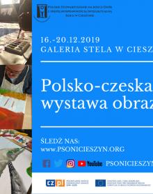 Polsko-czeska wystawa prac osób z niepełnosprawnością intelektualną