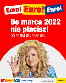 RVT Euro AGD
